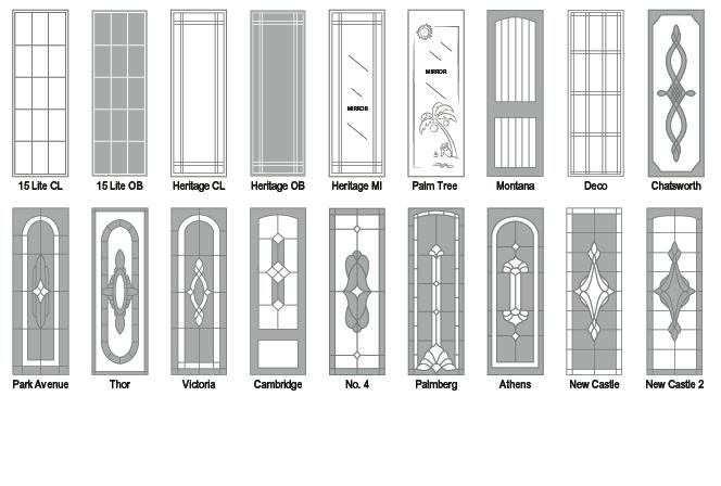 Decorative Glass Door Lights  sc 1 st  Alliance Glass Doors & Alliance Glass Doors
